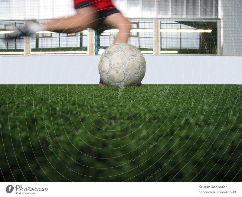 Torschuss Sport Junge Stadt Essen Fußball Ruhrgebiet Ballsport Kunstrasen Burgaltendorf