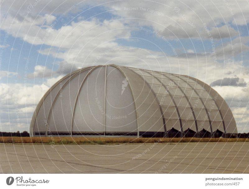 CargoHalle Architektur