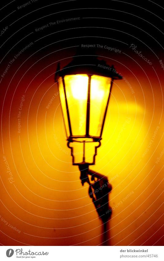 erleuchtet Lampe dunkel Wärme Physik Laterne obskur