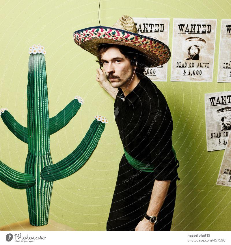 Mexico Mensch Jugendliche Mann Junger Mann Freude 18-30 Jahre Erwachsene Stil Lifestyle Glück Feste & Feiern Party Paar Freundschaft maskulin Raum