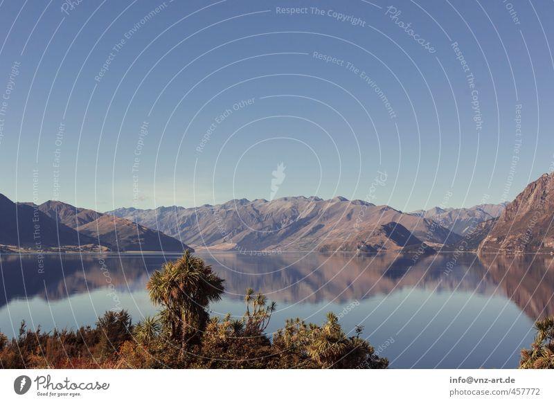 NZ Himmel Natur Landschaft Freude Wolken Strand Ferne Berge u. Gebirge Gras Freiheit See Stimmung Feld Sträucher Aussicht Seeufer