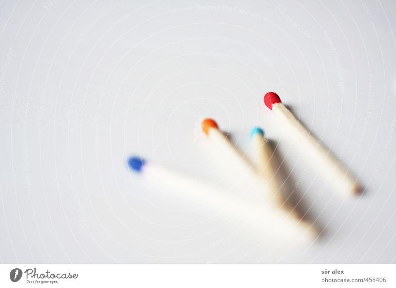 Hölzer blau rot Holz außergewöhnlich liegen Arbeit & Erwerbstätigkeit Business orange Erfolg mehrere einzigartig Team Beruf Sitzung Gesellschaft (Soziologie) Wirtschaft