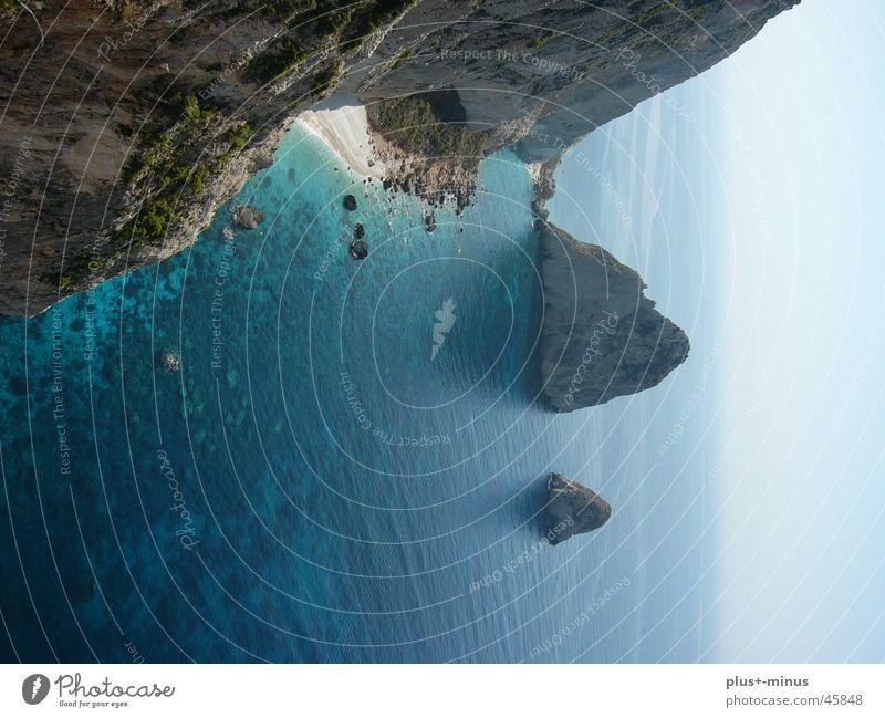 Leuchtturm von Keri Wasser Meer Ferien & Urlaub & Reisen Aussicht Paradies Klippe
