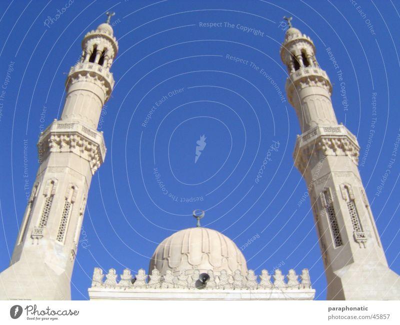 Moschee in Ägypten Haus Gotteshäuser