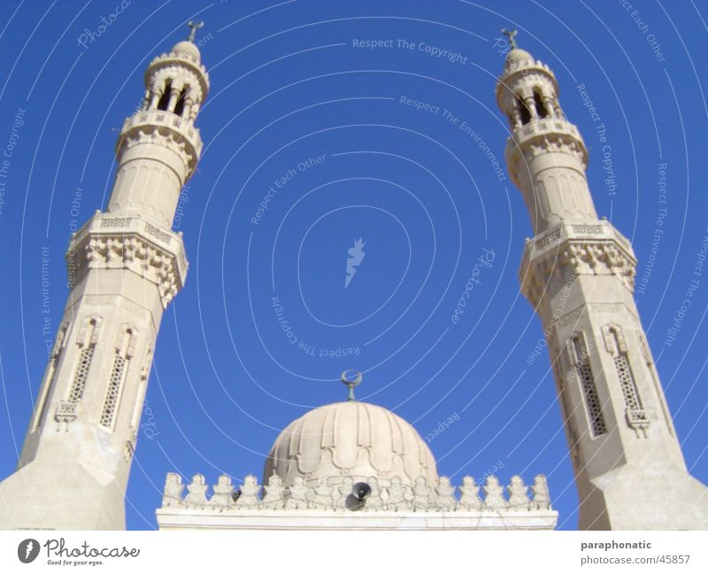 Moschee in Ägypten Haus Ägypten Moschee Gotteshäuser