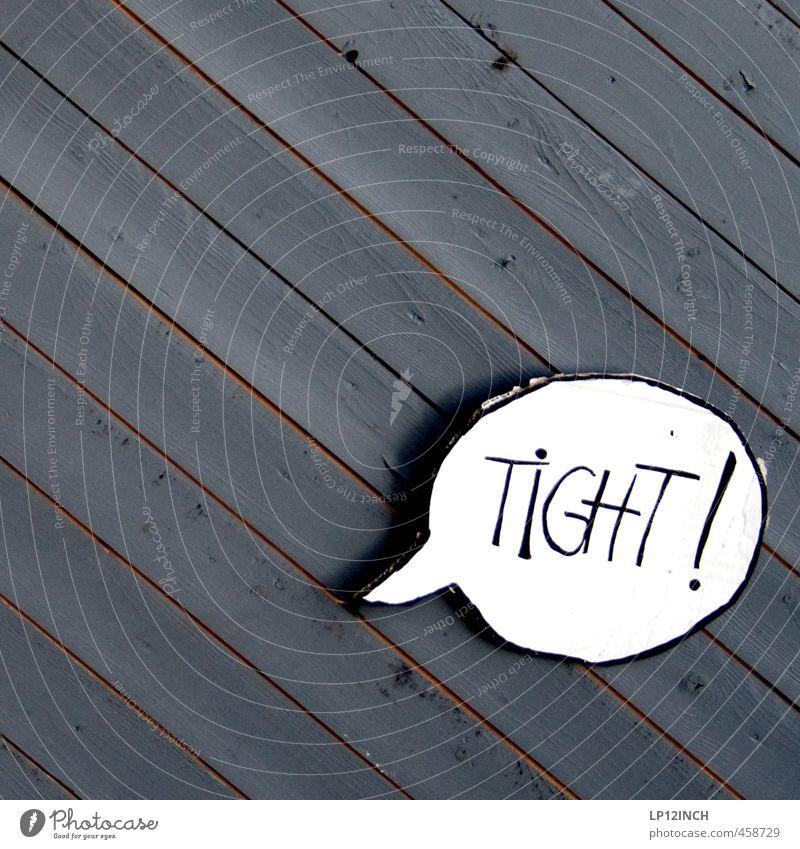 EITA! Stadt Freude Wand Graffiti Gefühle sprechen Mauer Holz Kunst Stimmung Schilder & Markierungen Schriftzeichen Fröhlichkeit Lebensfreude retro Zeichen