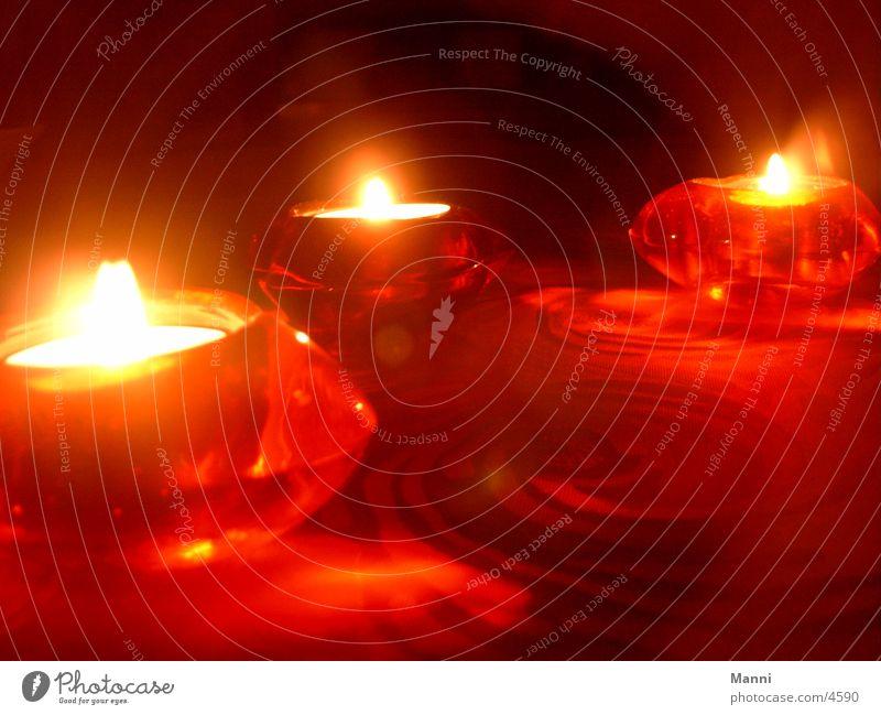 Lichter Kerze Fototechnik