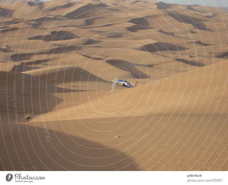 wüste-jeep Sand Wüste Dubai Geländewagen