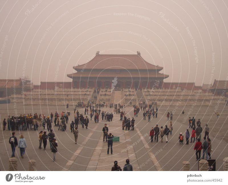 Kaiserpalast Verbotene Stadt Gebäude China