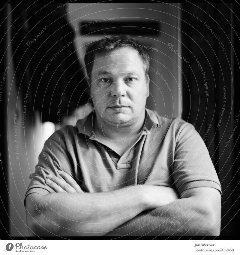 AlexAlex Mensch Mann Erwachsene Traurigkeit maskulin authentisch Kommunizieren Zukunftsangst Vertrauen Vater Partner Kindererziehung Frustration Ärger protestieren verlieren