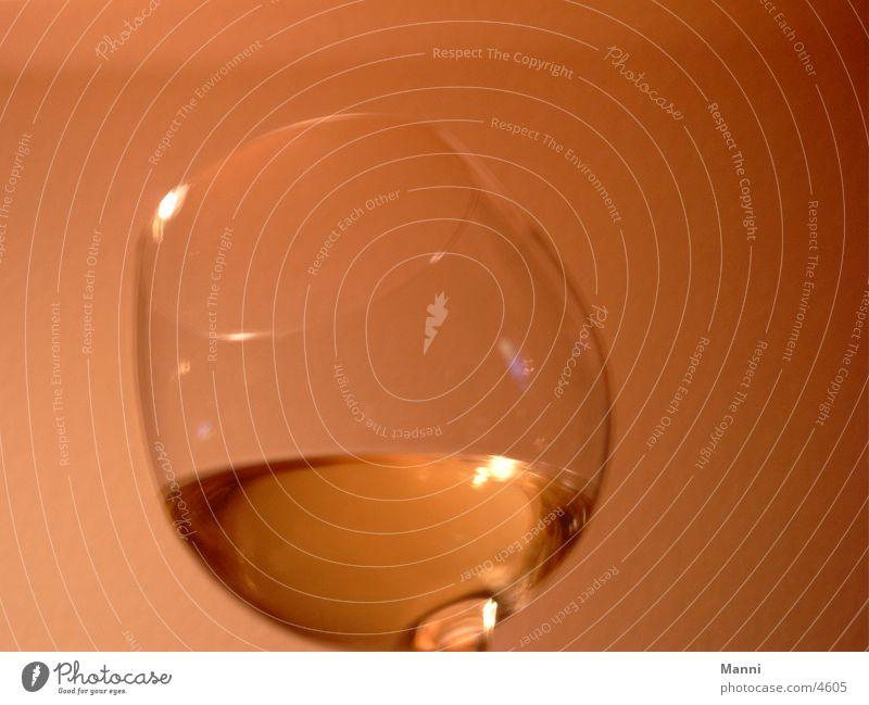 Wein 1. Glas trinken Dinge