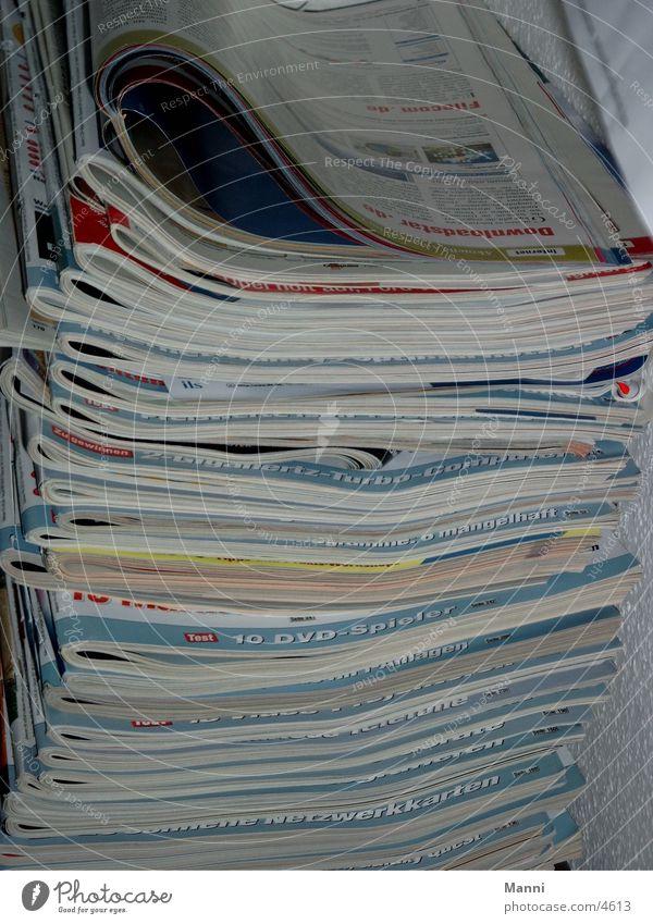 Zeitschriften Dinge Zeitschrift