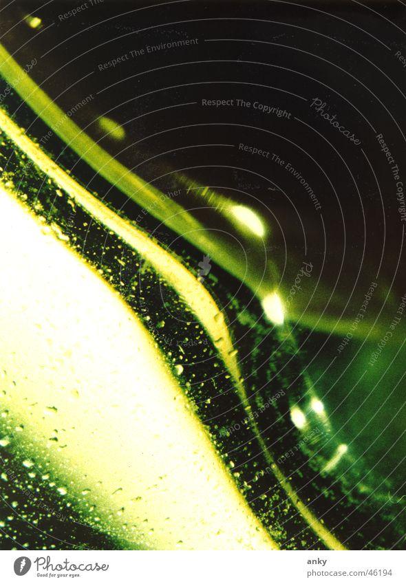 mikrokosmos 2 vergrößert Nahaufnahme Flüssigkeit mikroskopisch