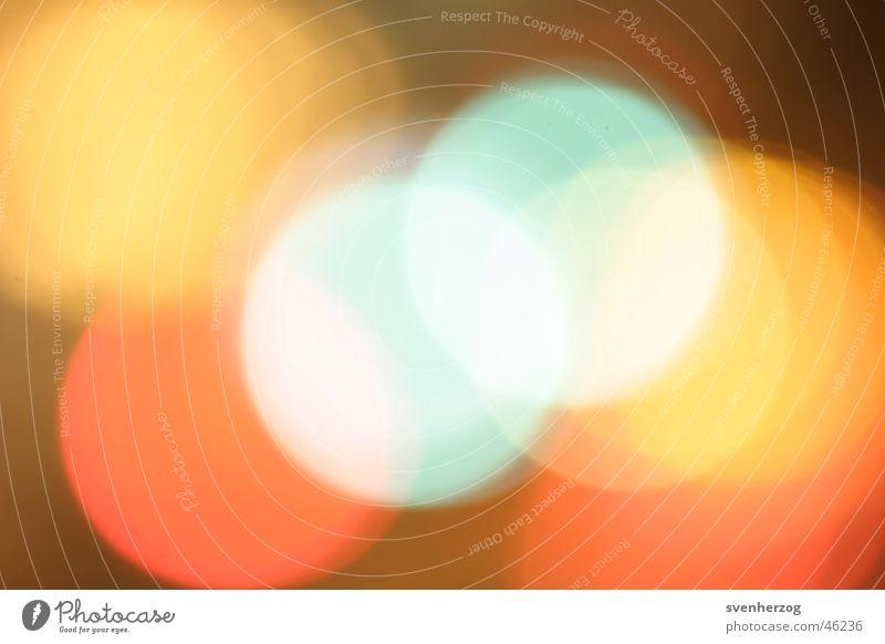 Lights grün rot gelb orange Hintergrundbild