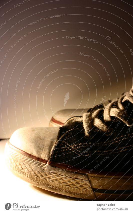 my old size 10 alt Schuhe Seil 11 ausgelatscht