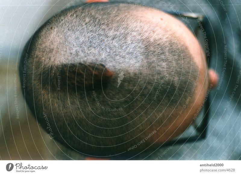Short Hair Mensch Haare & Frisuren kurz Stoppel Behaarung