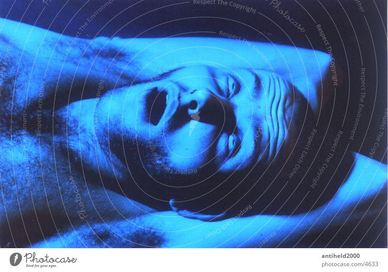 Komatös Bewusstseinsstörung Rauschmittel Mensch Tod Suche Traurigkeit