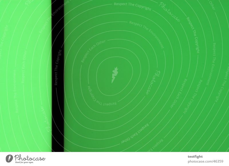 kein titel grün Farbe Wand Farbwand Leuchtwand