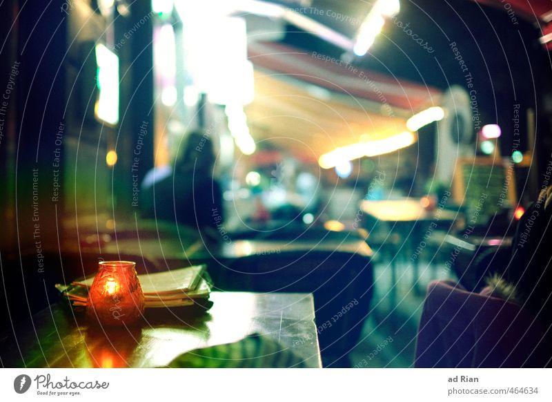 Durch die Nacht. (...und etwas weiter) Stadt Haus Berlin Essen elegant Platz genießen Tisch Romantik Bar Restaurant kuschlig Nachtleben bevölkert ausgehen