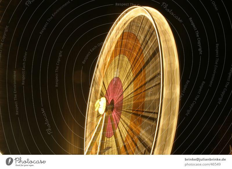 Gewinne, Gewinne, Gewinne Dynamik Jahrmarkt bewegungslos Riesenrad Koloss Fairness Krefeld
