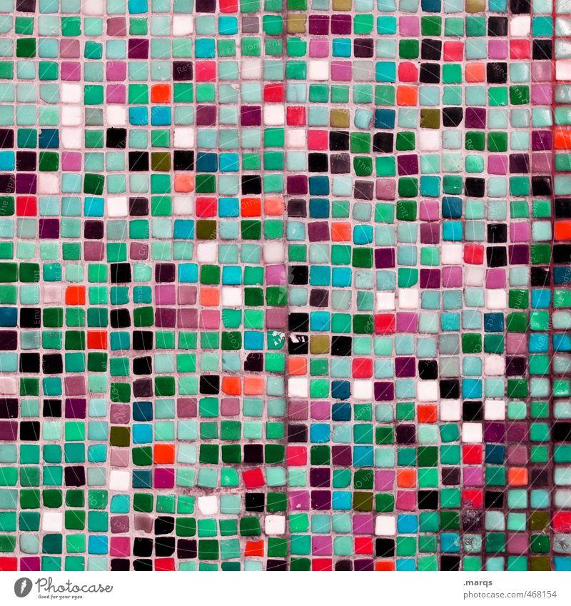 676 schön Farbe Wand Mauer Stil Linie Kunst Hintergrundbild elegant Lifestyle Design Ordnung einfach einzigartig viele Fliesen u. Kacheln