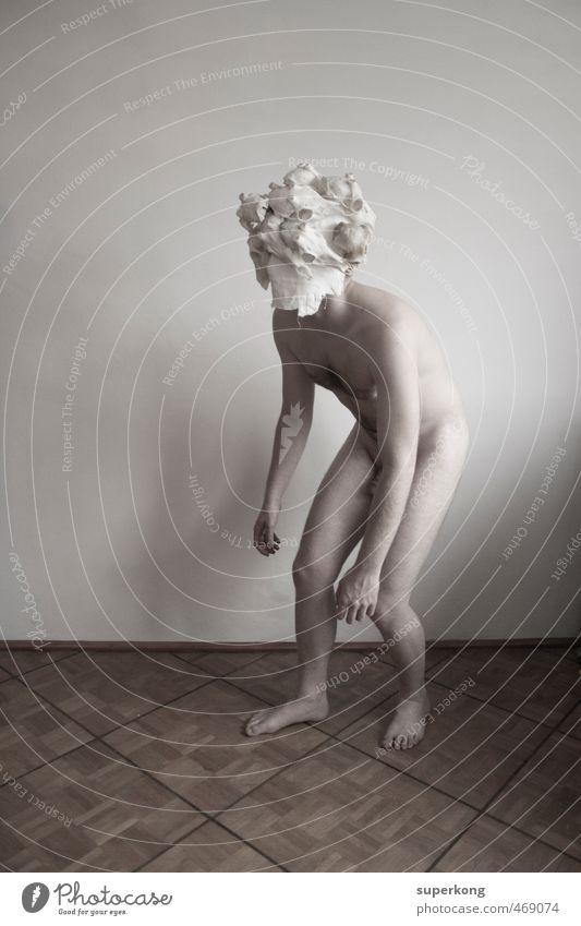 Dearborn Körper Haut Kopf Brust Bauch Beine Fuß 1 Mensch Maske Skelett atmen gruselig kalt Krankheit trist Erotik schön Opferbereitschaft Selbstlosigkeit