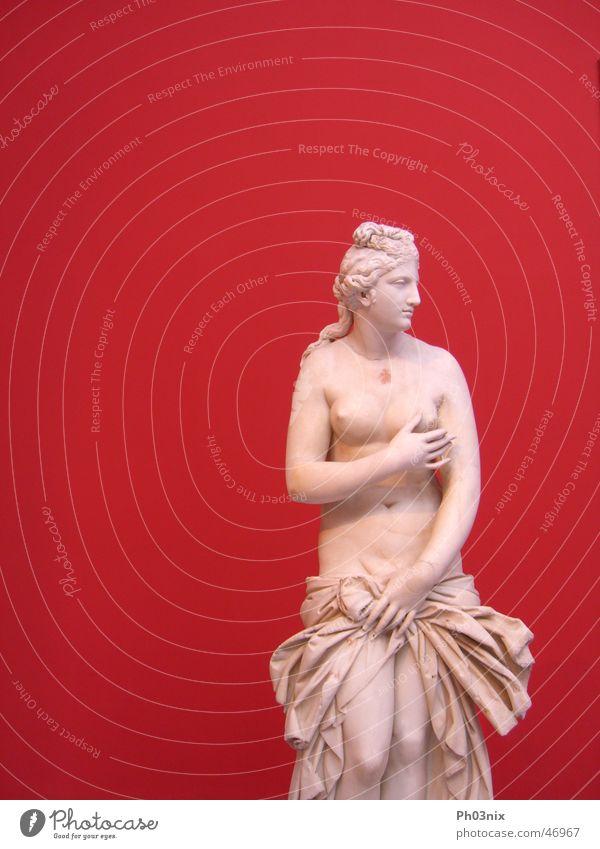 alte Schönheit rot Griechenland antik