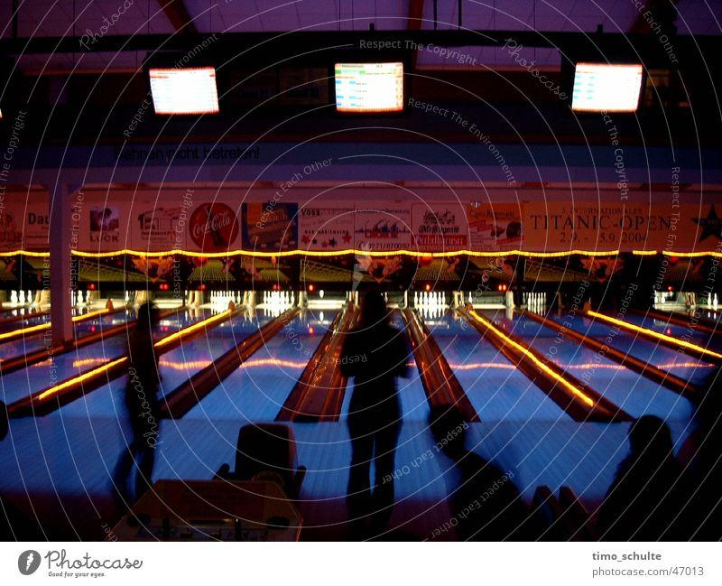 Bowling Sport Beleuchtung Freizeit & Hobby Kugel Bowling
