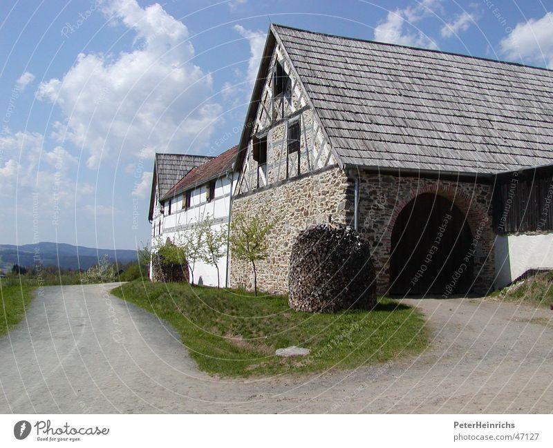 historischer Bauernhof in der Oberpfalz [01] Nabburg Neusath