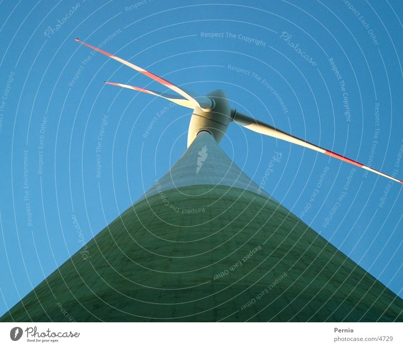 Windrad Elektrisches Gerät Technik & Technologie Windkraftanlage technic