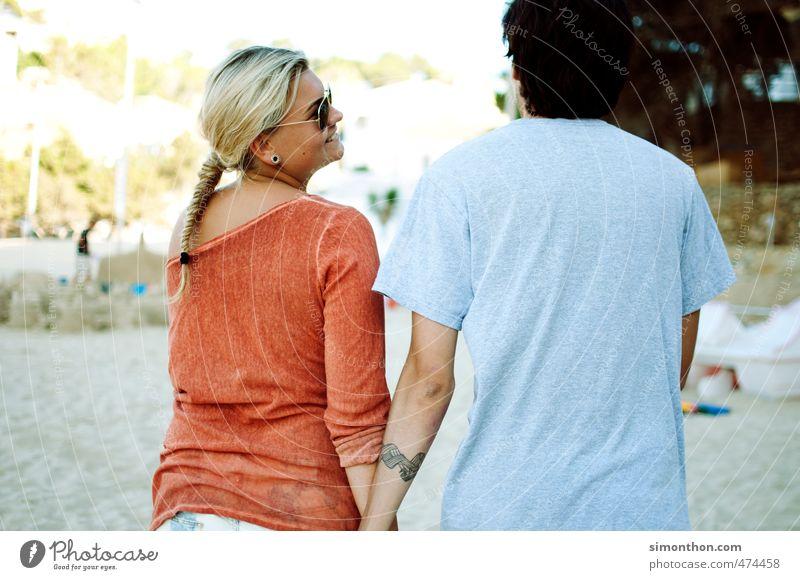 Love Jugendliche Ferien & Urlaub & Reisen Freude Liebe Leben Gefühle Glück Paar Freundschaft Zusammensein Warmherzigkeit Lebensfreude Romantik Vertrauen