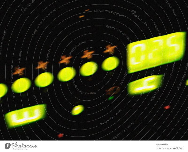 led`s Licht grün gelb Elektrisches Gerät Technik & Technologie Leuchtdiode