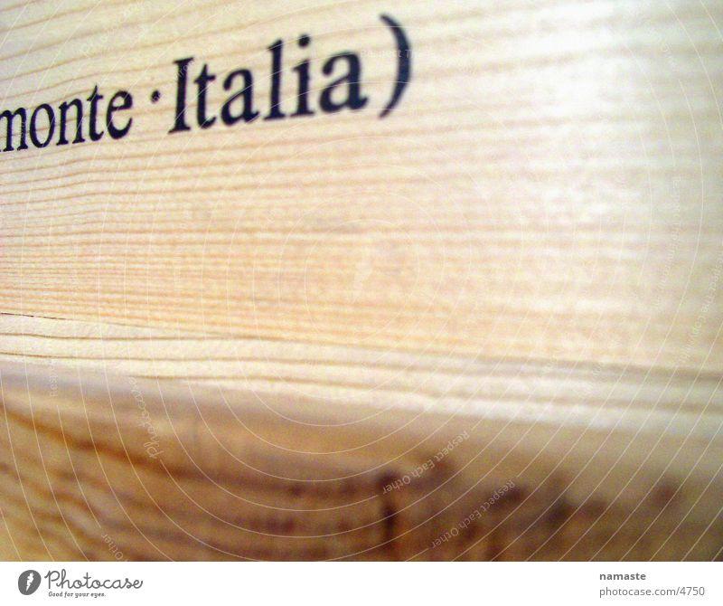 italia Ferien & Urlaub & Reisen Freude Ernährung Holz Stimmung Häusliches Leben Italien Nudeln Toskana Bandnudeln