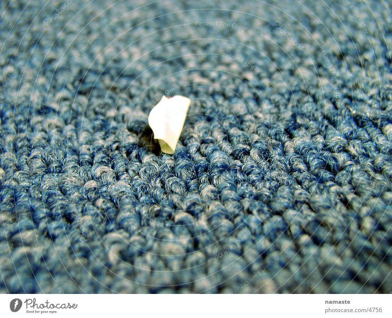 schnipsel Dinge papier teppich