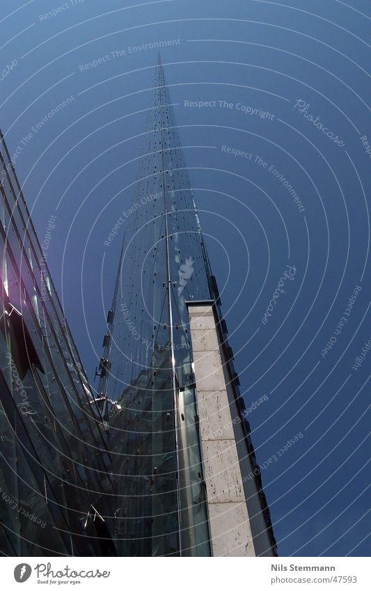 Kuhdamm, Berlin Glasfassade Architektur