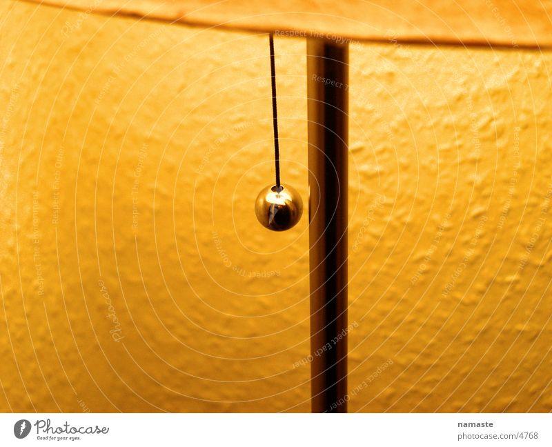 lampendetail Lampe Häusliches Leben Schnur