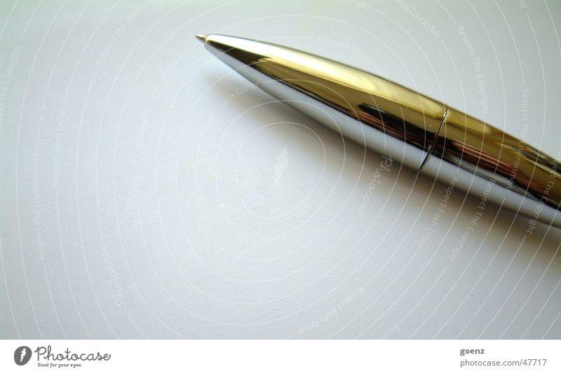 Was zum schreiben ! glänzend Papier Schriftstück Ladengeschäft Seite Schreibstift Kugelschreiber