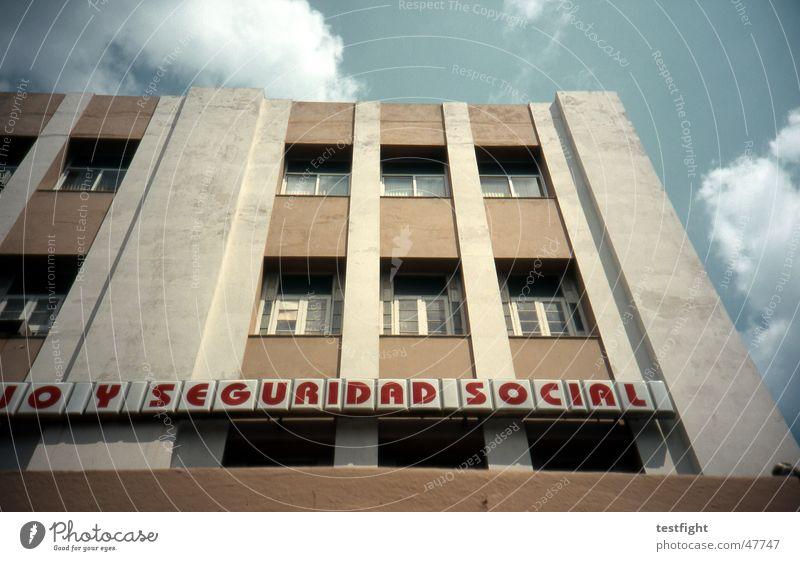 havanna Himmel Sonne Stadt Sommer Haus Wolken Gebäude Kuba Havanna