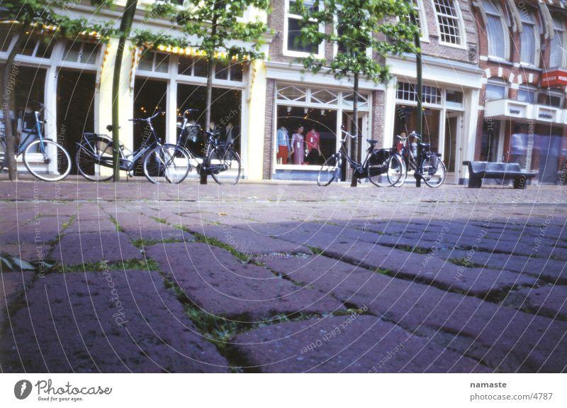 hoorn1 Ferien & Urlaub & Reisen Straße Fahrrad Kopfsteinpflaster Niederlande
