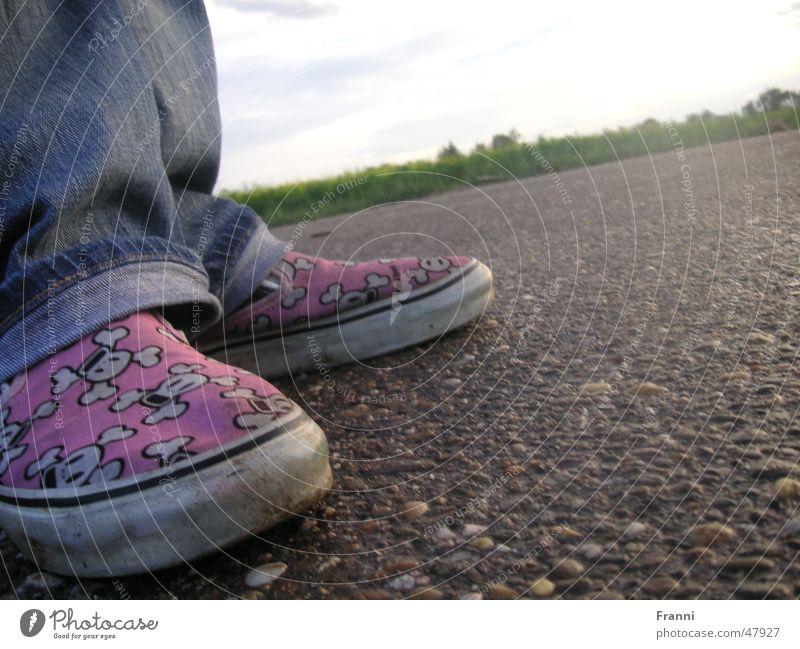 shoe Schuhe Stil Wiese Bodenbelag shoes Straße