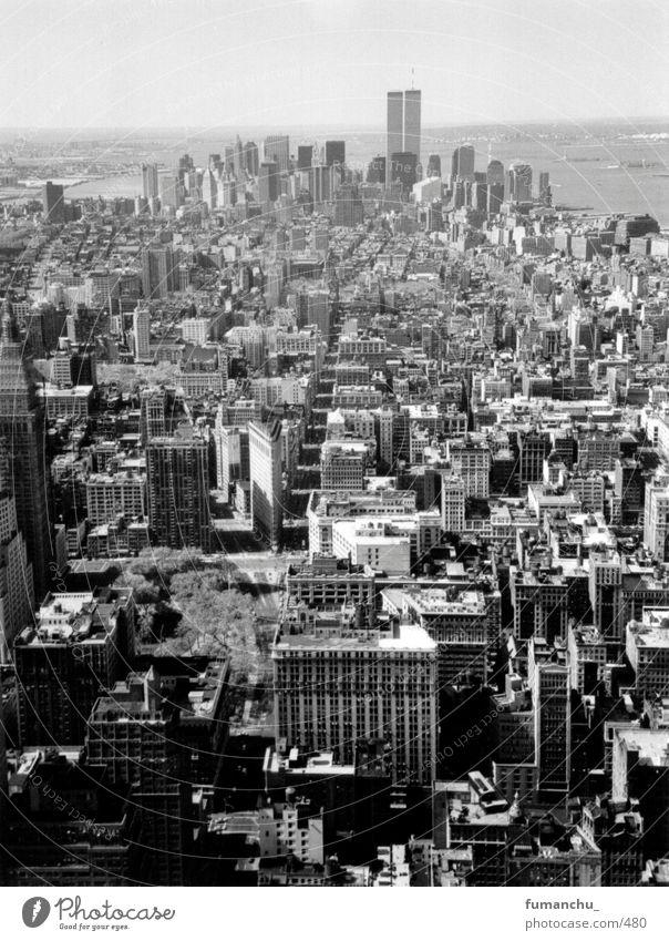manhattan New York City Manhattan Empire State Building