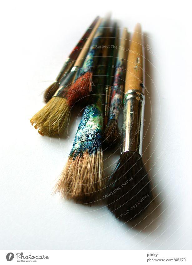 Pinselgemeinschaft Werkzeug Kunst streichen painting Haare & Frisuren Erdöl