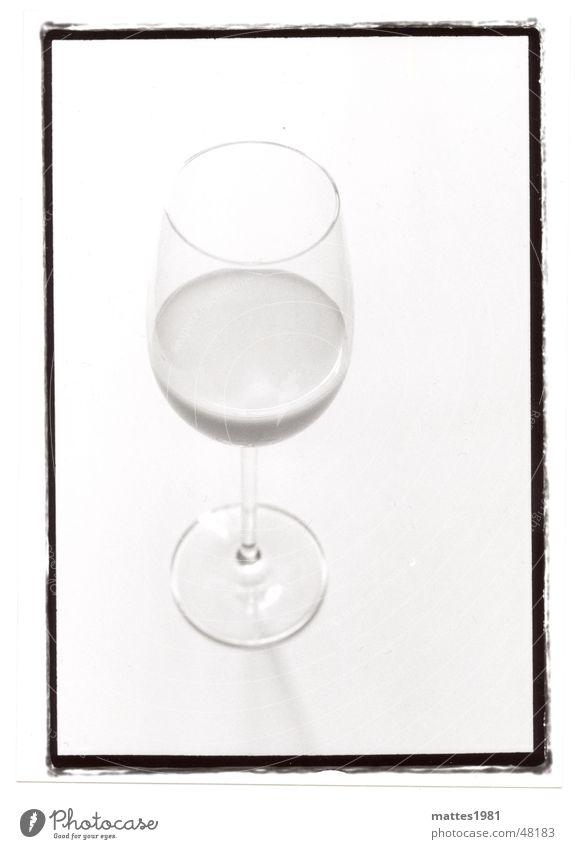 Weißwein Glas Getränk Milch Erfrischungsgetränk Objektfotografie Weinglas Vor hellem Hintergrund