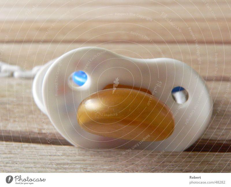 Die Nucki-Ente Baby Ente Spielzeug Schnuller