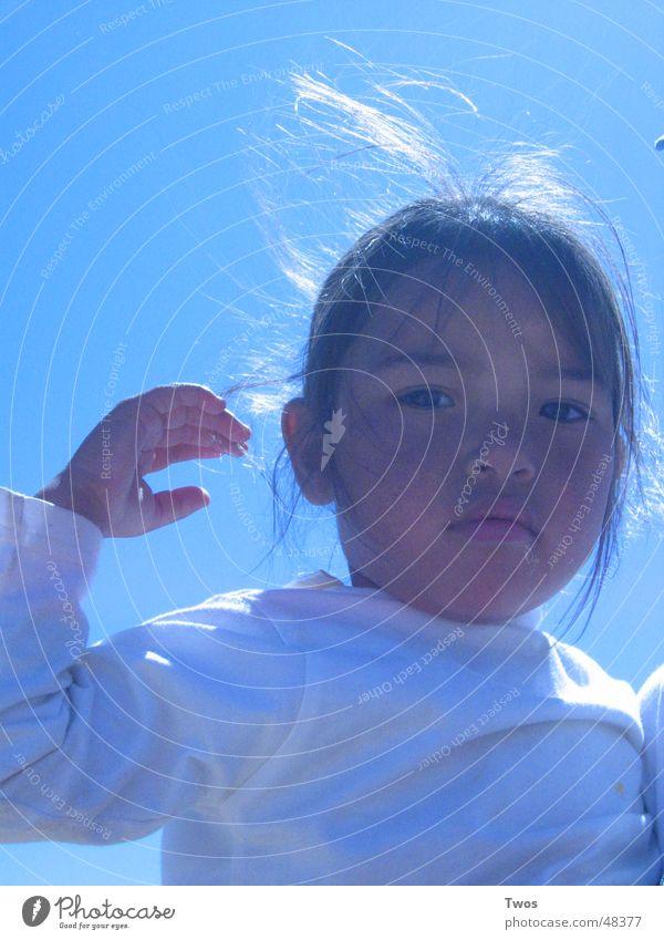 Hoffnung Kind Mädchen Leben Hoffnung Mexiko Dritte Welt