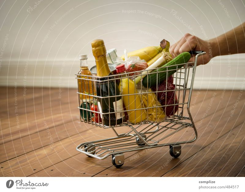 Foto kaufen Gesunde Ernährung lustig klein Lebensmittel Lifestyle Frucht Getränk Geld trinken Gemüse Getreide Appetit & Hunger Bioprodukte Frühstück