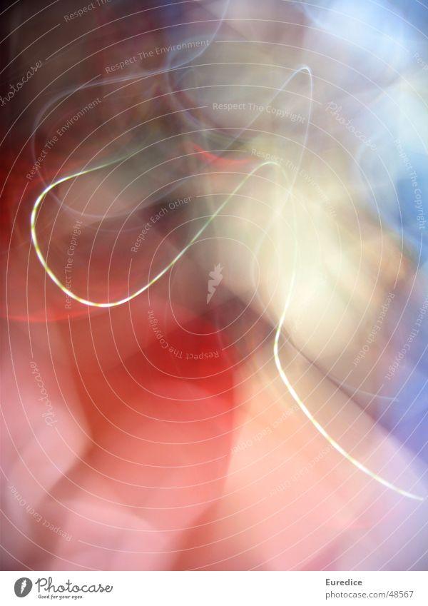 Schleifchen rot Spielen Fröhlichkeit modern neutral Farbenspiel Farbton