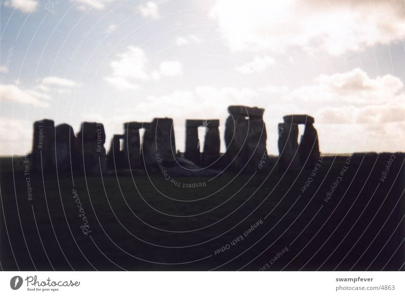 Stonehenge Vergangenheit historisch England mystisch Hinkelstein