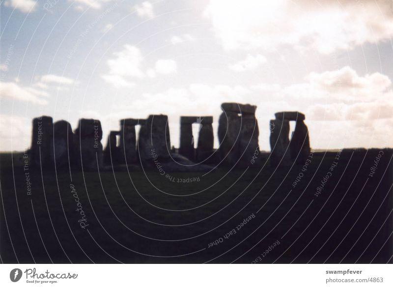 Stonehenge Vergangenheit historisch England mystisch Stonehenge Hinkelstein