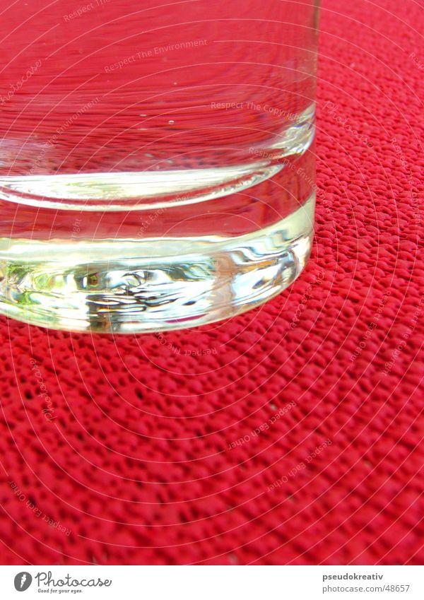 Helga rot Glas
